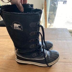 Sorel Waterproof Winter Boot